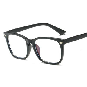 Blue Light Filter Gaming Glasses - Matte Black - health and wellness