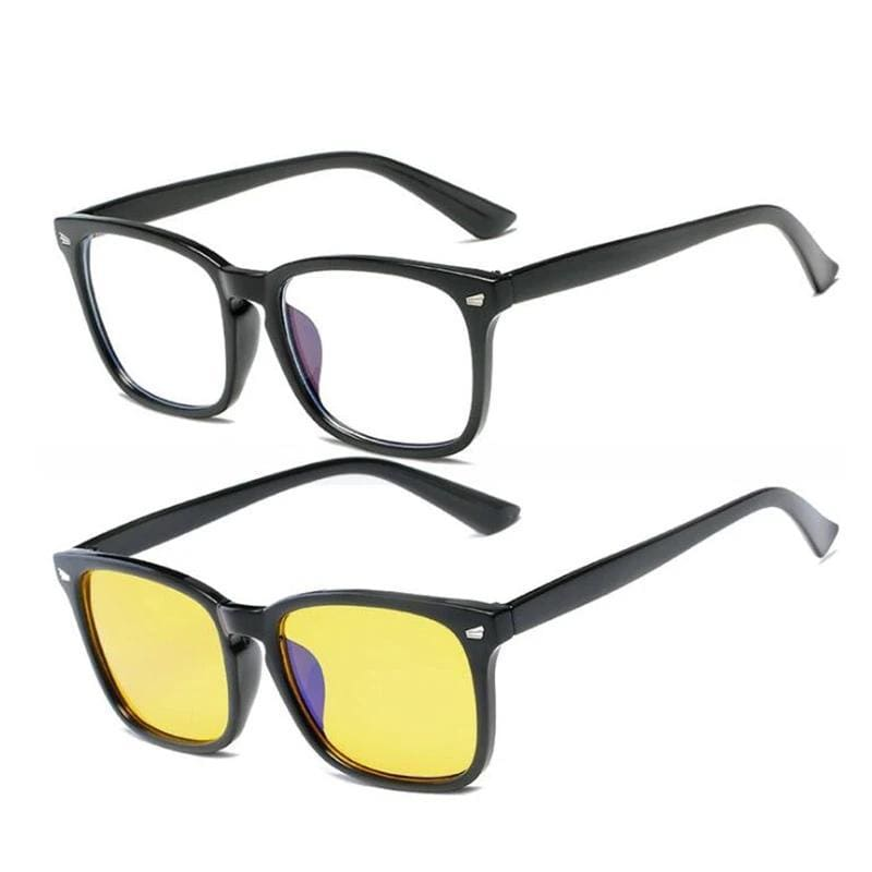 Blue Light Filter Gaming Glasses - health and wellness