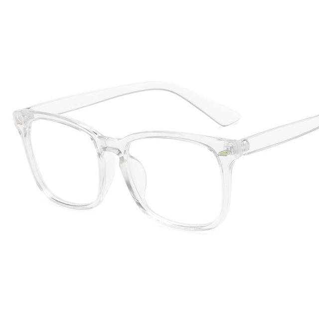Blue Light Filter Gaming Glasses - Transparent - health and wellness