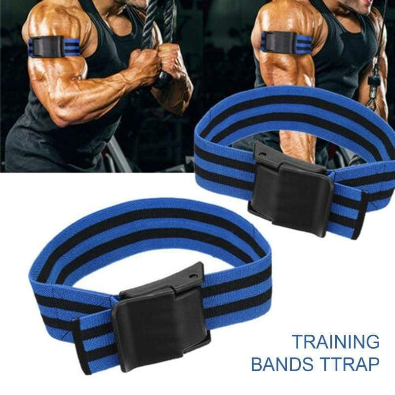 DD - Bodybuilding Arm Strap - 1 Pair