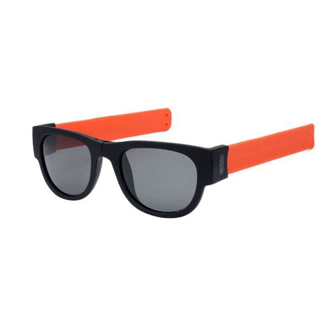 Collapsible Sunglasses - Red - fashion accessories