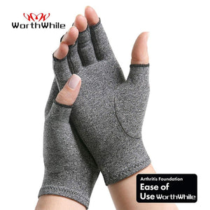 Compression Arthritis Gloves - Light Grey / S / United States - Consumer Goods