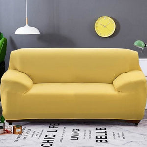 DD - Universal Sofa Cushion Elastic Cover - 10 / 2x pillocases / CHINA