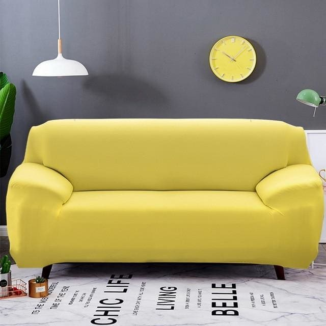 DD - Universal Sofa Cushion Elastic Cover - 2 / 2x pillocases / CHINA