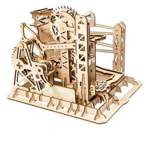 DIY Waterwheel Coaster Building Kit Toy - Lift coaster - Toys