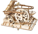 DIY Waterwheel Coaster Building Kit Toy - Waterwheel coaster - Toys