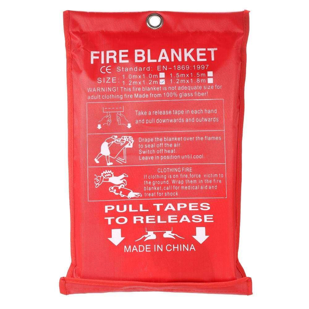 1 Fire Safety Blanket