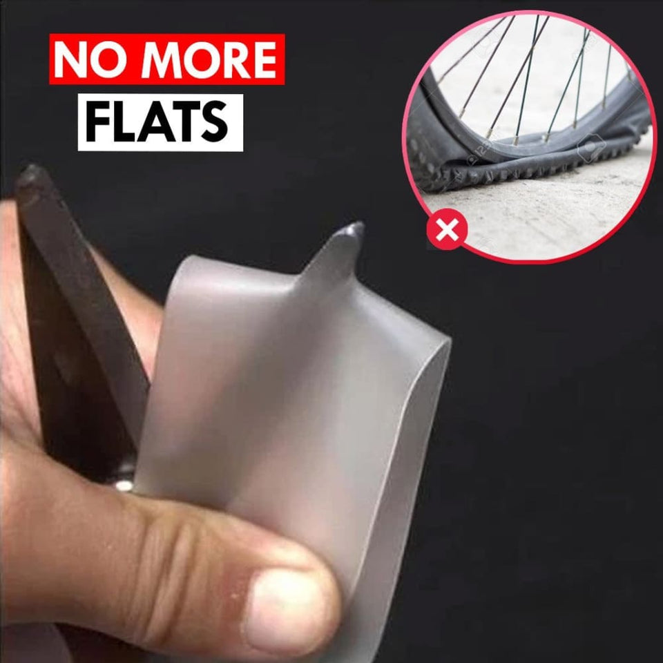 FlatlessTire - Bicycle Tire Inner Lining Puncture Protector - Consumer Goods