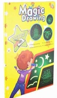 Fun Glowing Sketchpad - A3 44CM - Consumer Goods