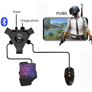 GamerPro - Mobile Phone Mouse and Keyboard Set - Consumer Goods
