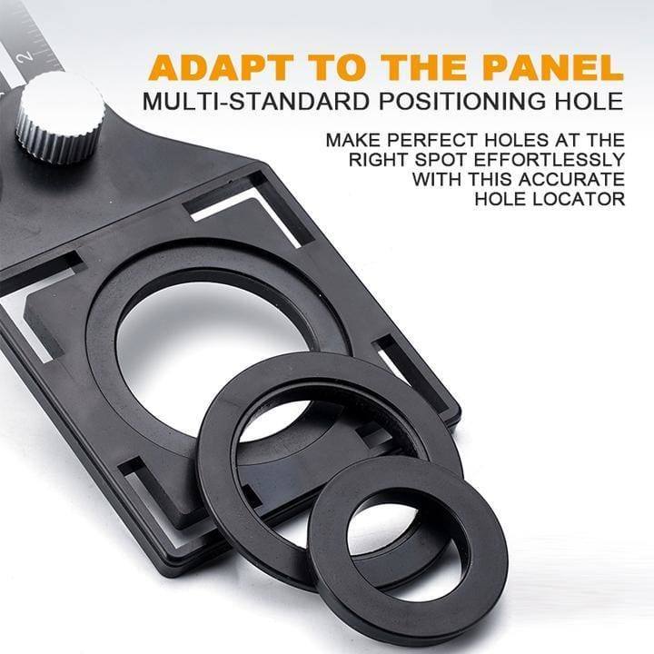 Hole Template - Universal Opening Locator - Consumer Goods