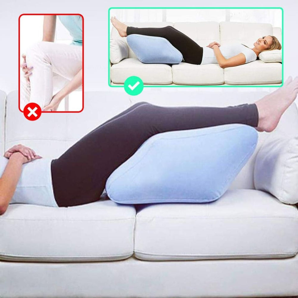 LegPal - Ergonomic Inflatable Leg Pillow - Consumer Goods