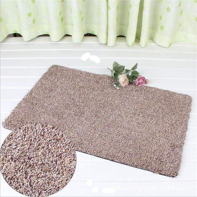 DD - Magic Doormat - Tan - Home & Garden