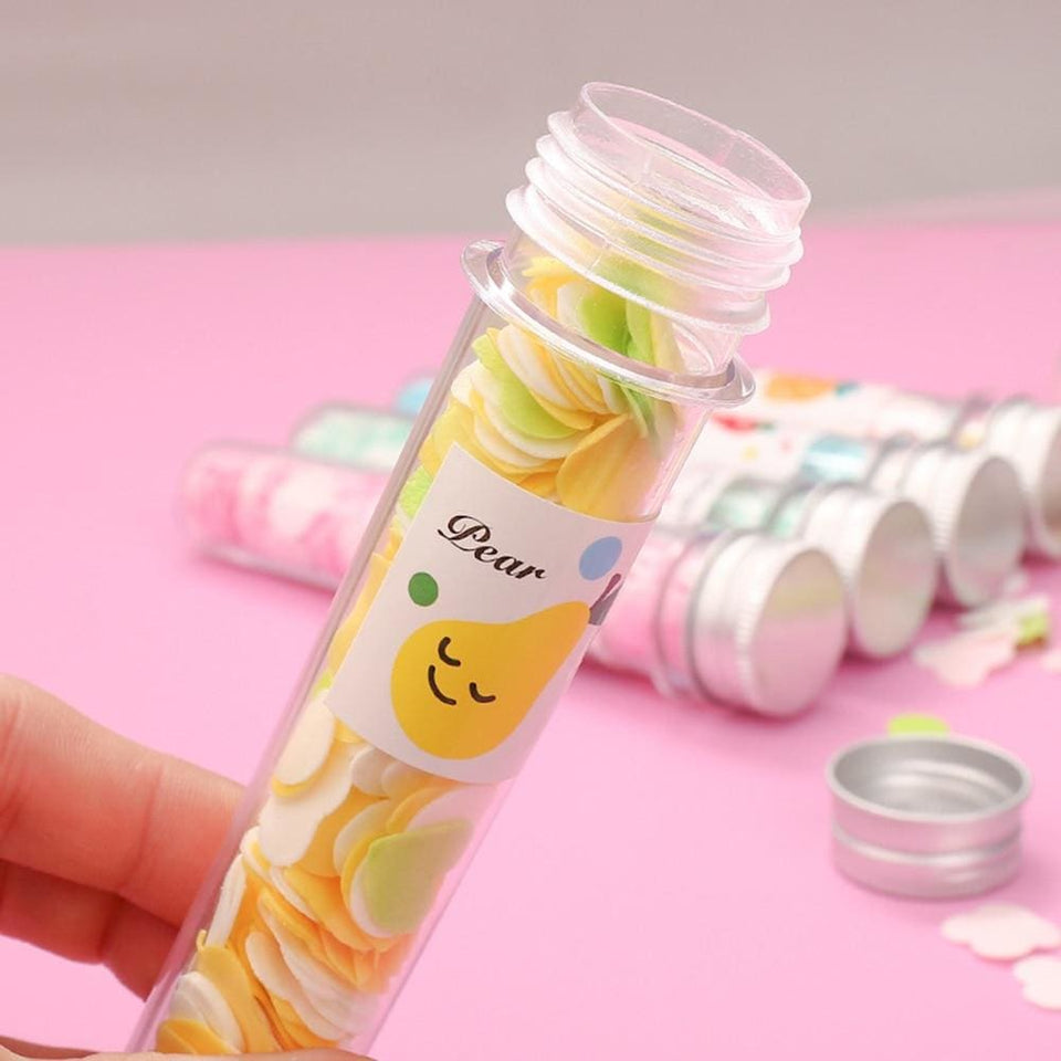 Mini Scented Soap Paper Tube - health and wellness