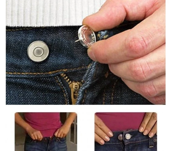 Perfect Fit Instant Button - Fashion Beauty