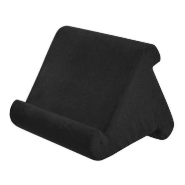 Pillow Pad - Lapdesk for iPad phone tablet and books - Black - Laptop accessories