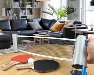PortaPong - Portable Table Tennis Set - Consumer Goods