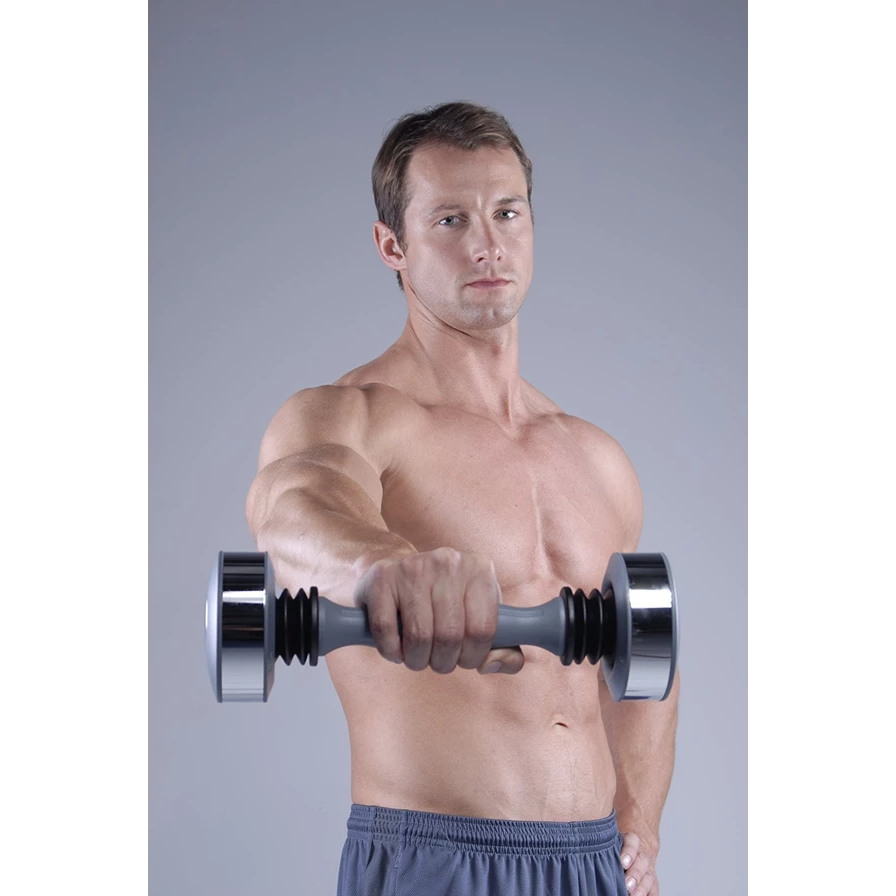 Shaking Dumbbell Bicep Arm Toner - Consumer Goods