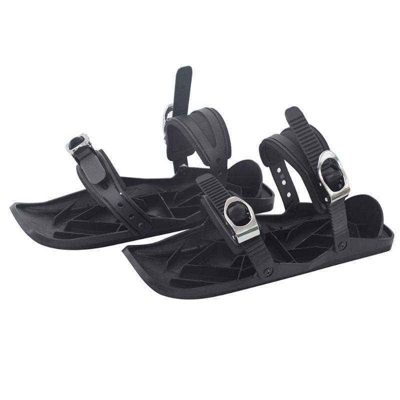 SkiShoes - Mini Skis Shoe Attachment - Adult - One Size - Consumer Goods