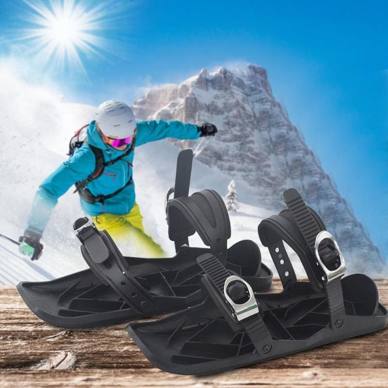SkiShoes - Mini Skis Shoe Attachment - Consumer Goods