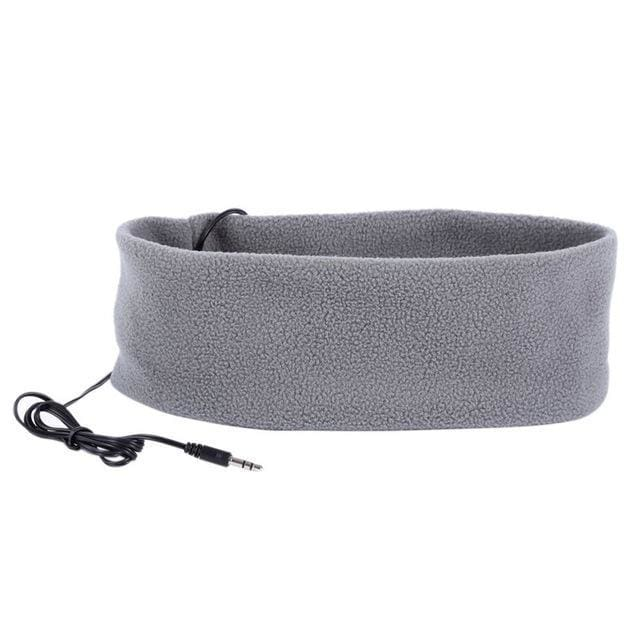 SleepBand - Comfortable Noise Cancelling Headphones - Gray - Beauty
