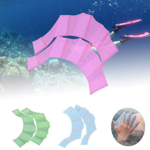 Swimming Webbed Gloves - Consumer Goods