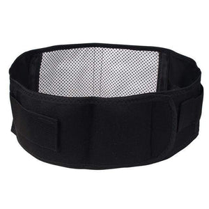DD - Magnetic Therapy Waist Belt - Black - Fitness gear