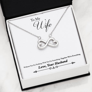 Together -Everlasting Love Necklace - Jewelry