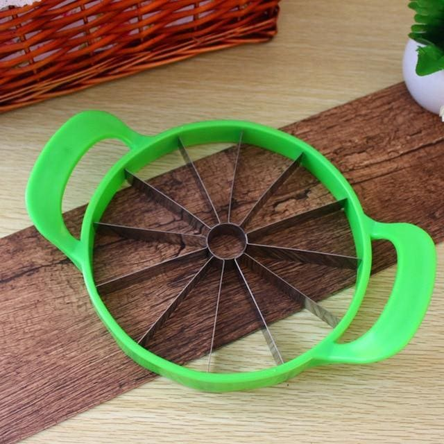 Watermelon Slicer Cutter - green - Consumer Goods