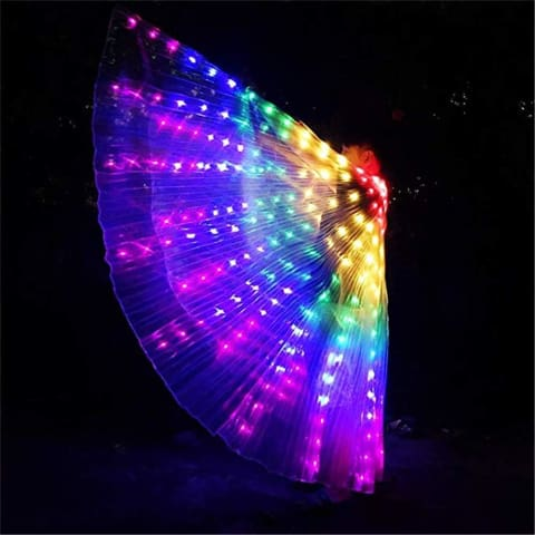 1 Butterfly LED Dancing Wings