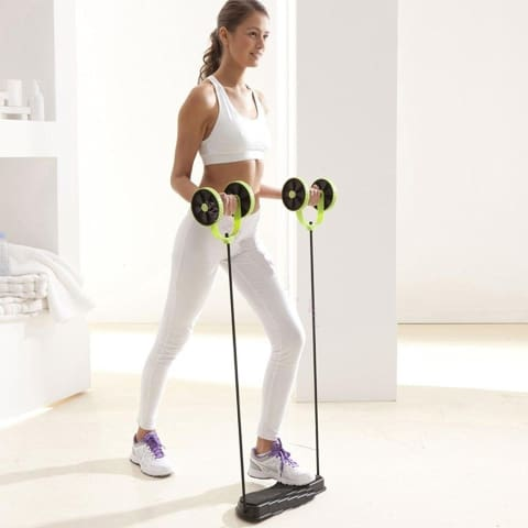 1 Ab Roller Workout Equipment