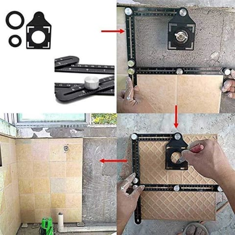 Hole Template - Universal Opening Locator