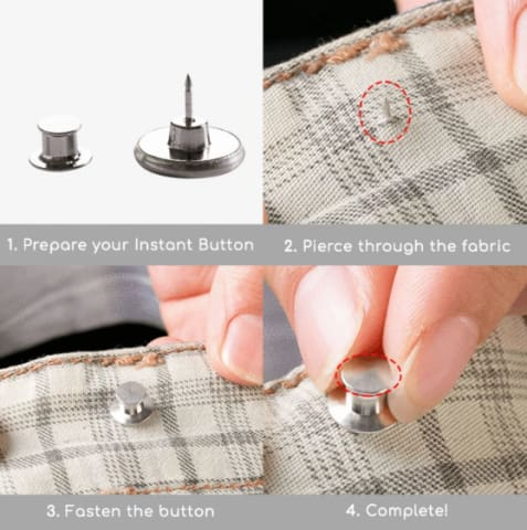Perfect Fit Instant Button