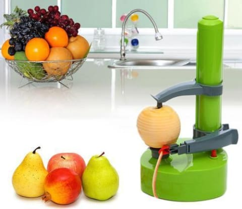 1 Electric Fruit and Vegetable Peeler