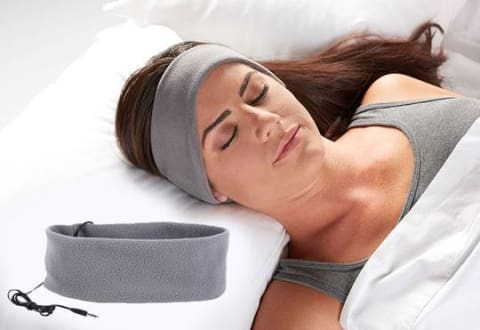 SleepBand - Comfortable Noise Cancelling Headphones