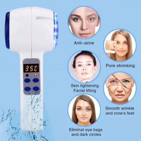 Cryotherapy Machine - Face Massager