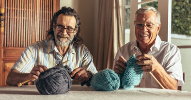 The Health and Wellness Benefits of Knitting