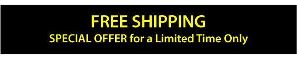 Free Shipping - Special Offer