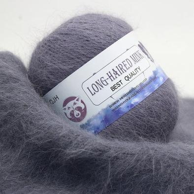 Long-Haired Mink Cashmere Yarn - SC