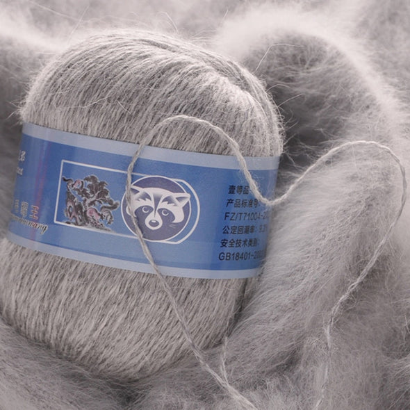 Long-Plush Mink Cashmere Yarn (Launch Price)