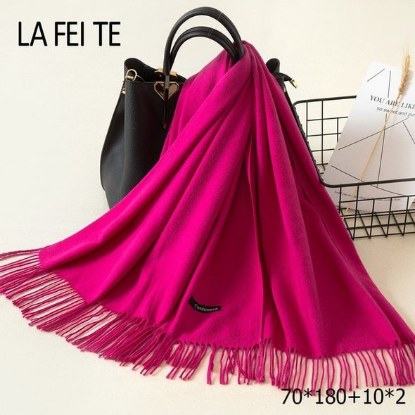 Cashmere Ladies Scarf (Launch Price)