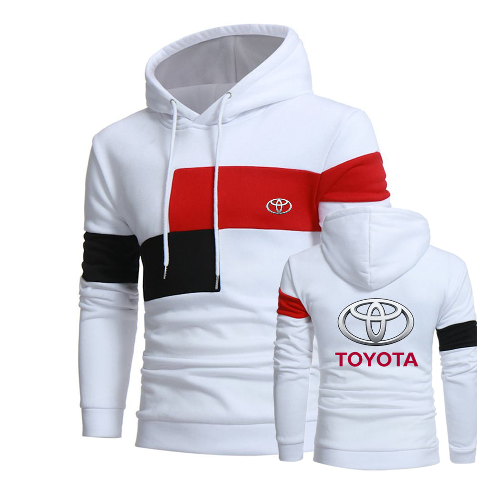 T.O.Y.O.T.A HOODED SPORT SWEATSHIRT