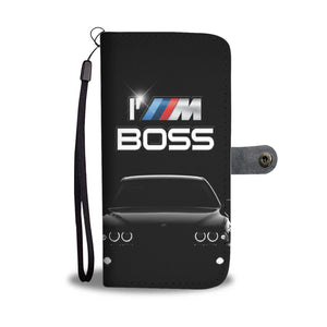 I'M BOSS Phone Case
