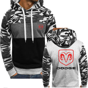 D.O.D.G.E CAMOUFLAGE HOODIE