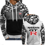 G.T.R CAMOUFLAGE HOODIE