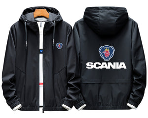 Luxury S.C.A.N.I.A Jacket