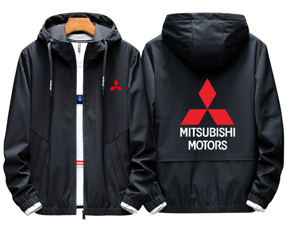 Luxury M.I.T.S.U.B.I.S.H.I Jacket