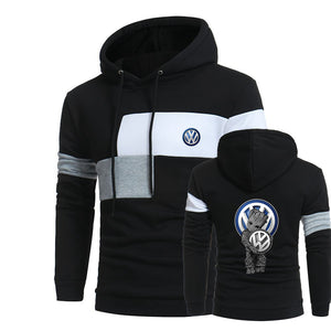 V.W Hooded Sport Sweatshirt
