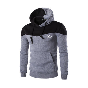 L.E.X.U.S HOODED SWEATSHIRT