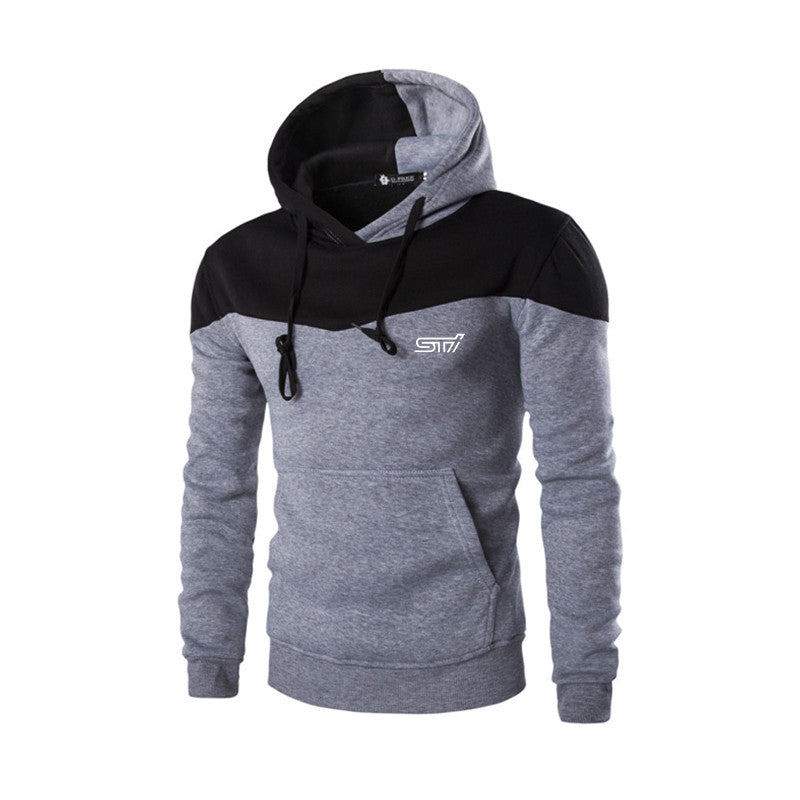 S.T.I HOODED SWEATSHIRT